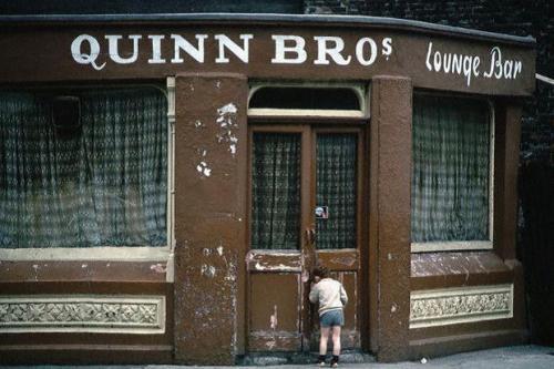 Quinns, c. 1960s. Credit - @OldDublinTown.
