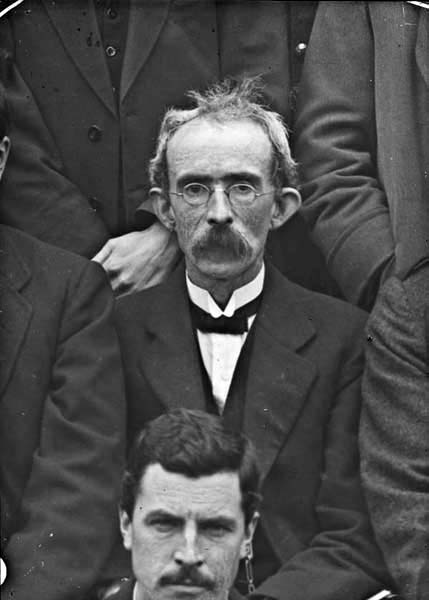 Thomas Clarke, Keogh Photographic Collection (National Library of Ireland)