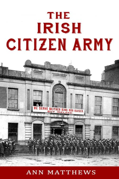 Irish Citizen Army - Ann Matthews