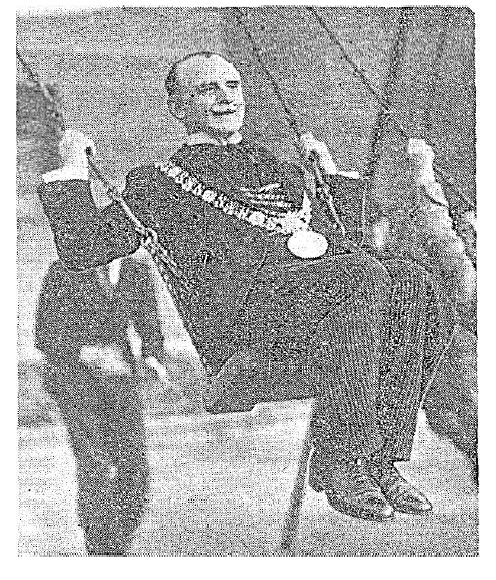 Perhaps Dublin's most celebrated Lord Mayor, Alfie  Byrne. Byrne chaired the inaugural meeting of the Irish Christian Front and later welcomed home Eoin O'Duffy and his Blueshirt forces from Spain.