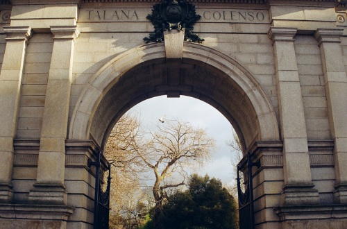 Fusiliers Arch, Stephen's Green.