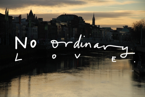 'No Ordinary Love' - Aidan Kellly.