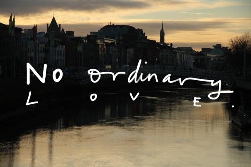'No Ordinary Love' - Aidan Kellly.