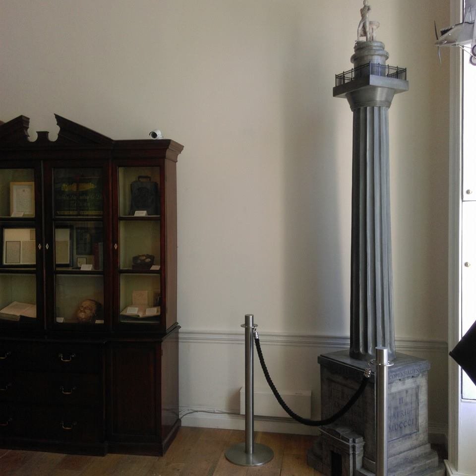 The Return Of Nelson's Pillar (kind Of)