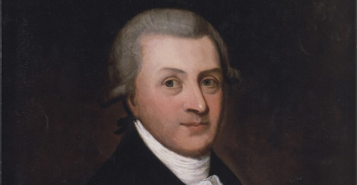 Arthur Guinness, founder of the Guinness brewery.