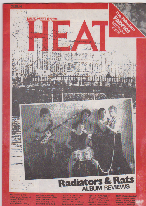 Heat (Sept. 1977)