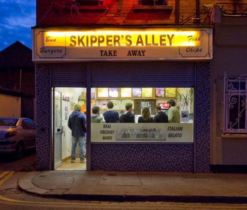 Skippers Alley album cover