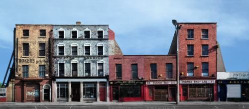 Bargaintown. See -http://www.thejournal.ie/dublin-before-the-celtic-tiger-2305950-Sep2015/