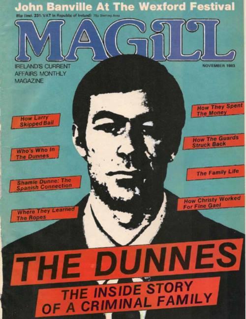 Magill, November 1983.