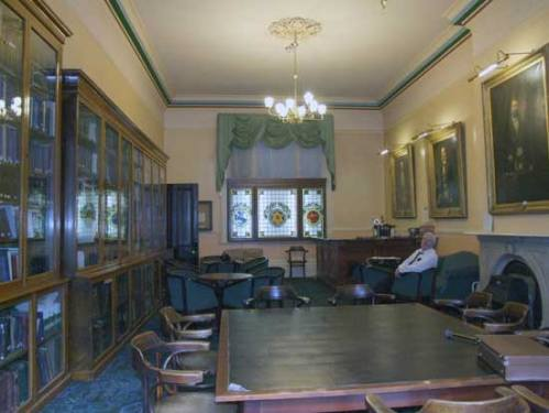 Masonic Club, Freemasons Hall.