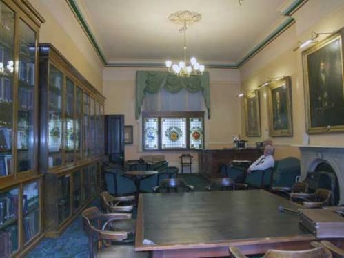 Masonic Club, Freemasons Hall.