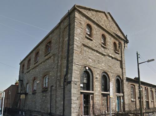 Dublin Conservative Club, Camden Row from Google Maps.
