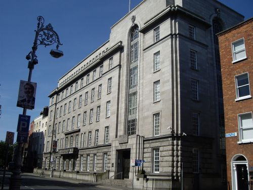 The Department of Industry and Commerce, Kildare Street (Creative Commons)