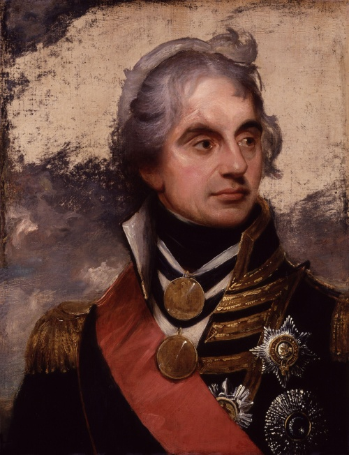 Admiral Horatio Nelson, unlikely Dubliner (1809-1966)