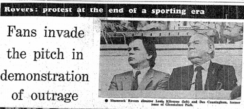 Irish Independent, 13 April 1987.