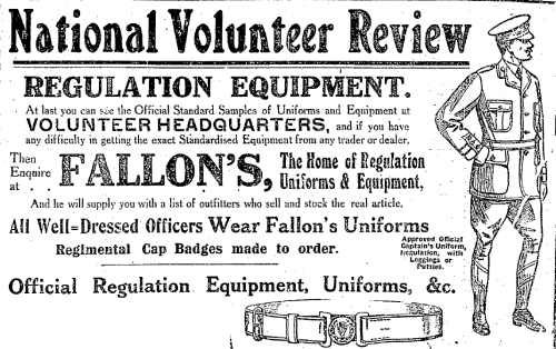 'National Volunteer Review'