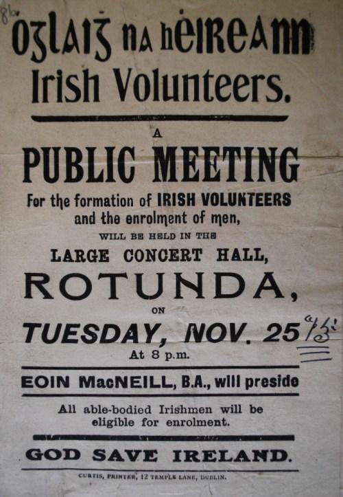 IrishVolunteers