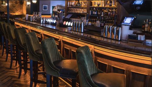 Bow Lane cocktail bar, Dublin. Credit - hotspots.ie.