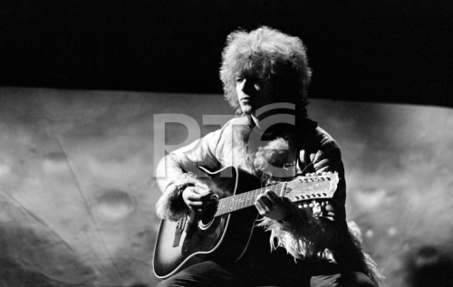 David Bowie, RTE 1969. Credit - RTÉ Stills Library: Online Photographic Archive