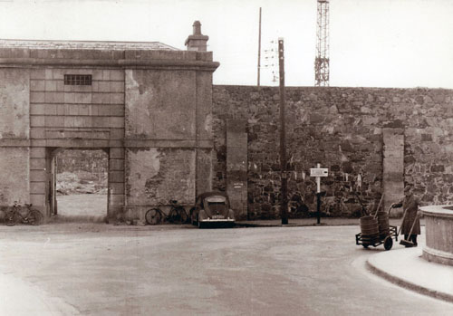 Galway Gaol, April 1958. Credit - Advertiser.ie