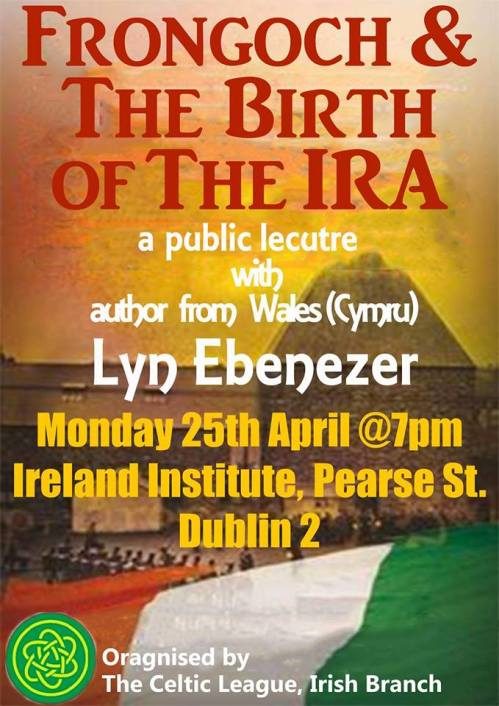 Frongoch & the Birth of the IRA talk.