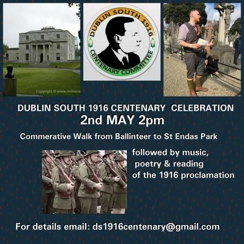 Dublin South 2nd May