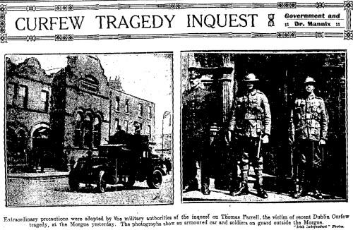 Irish Examiner, 17th August 1920