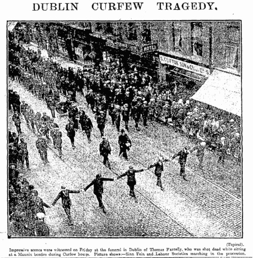 Irish Examiner, 17th August 1920.